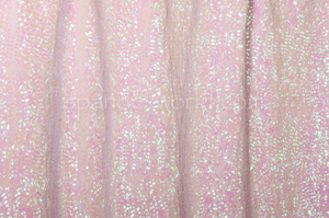 Stretch Sequins (Pink/Pearl Holo)