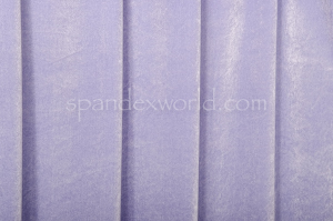 2 Way Stretch Solid Velvet (Lilac)