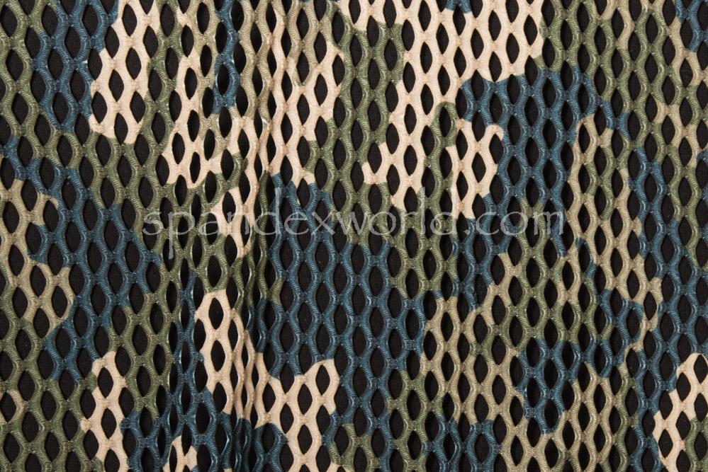 Cabaret Net (Camouflage)