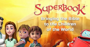 Children's TV Series Superbook Revives 80s Characters with New Animation