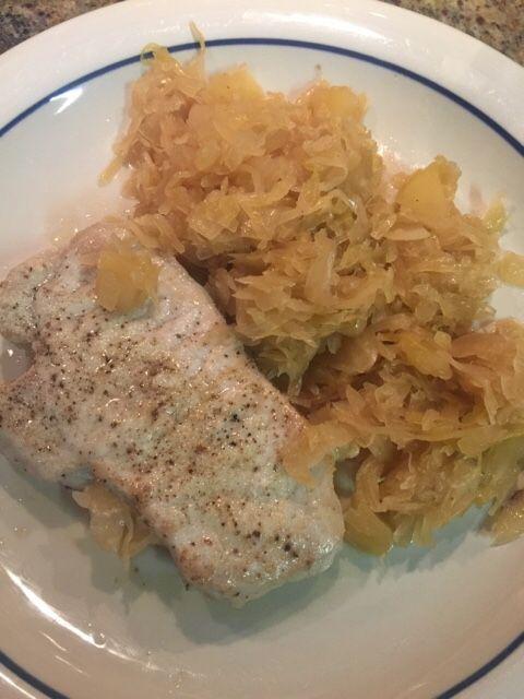 Pork And Sauerkraut Recipes Sparkrecipes
