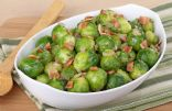 Apple-Bacon Brussels Sprouts