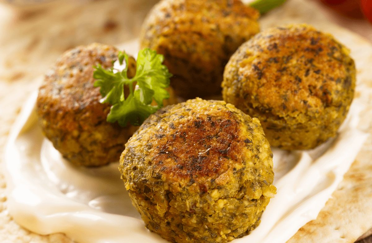 Beetroot Falafel Bbc Good Food