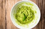 Basil-Avocado Spread