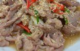 Black Thai Pork