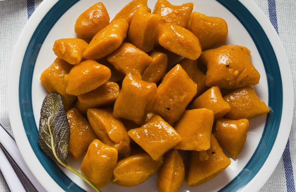 Butternut Squash Gnocchi Recipe | SparkRecipes
