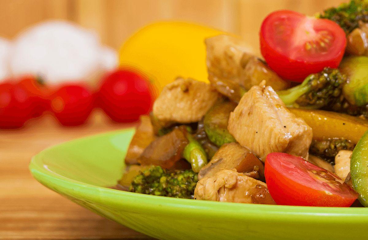 Asian Plum Sauce Chicken Recipe