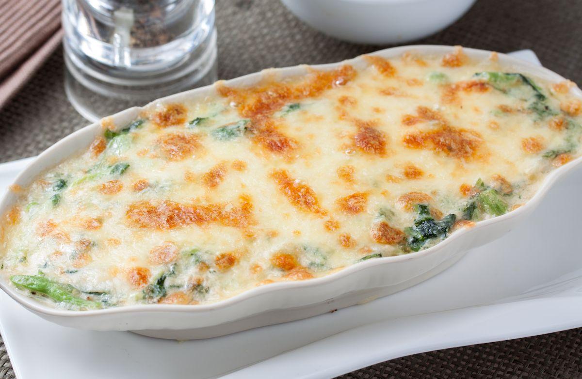 Spinach Casserole Recipes Cream Cheese