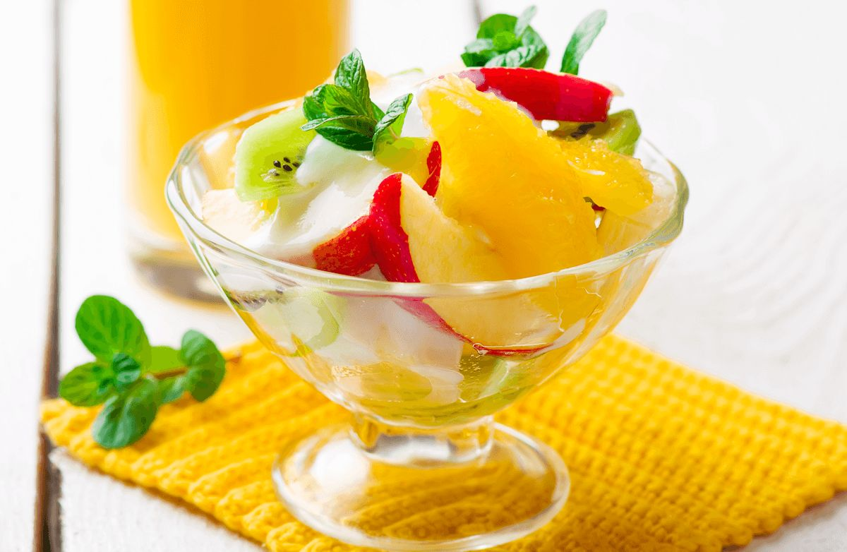 Fruit Salad Dressing Recipes Sparkrecipes