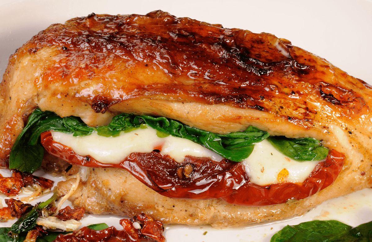 Chicken spinach garlic recipes sparkrecipes forumfinder Images