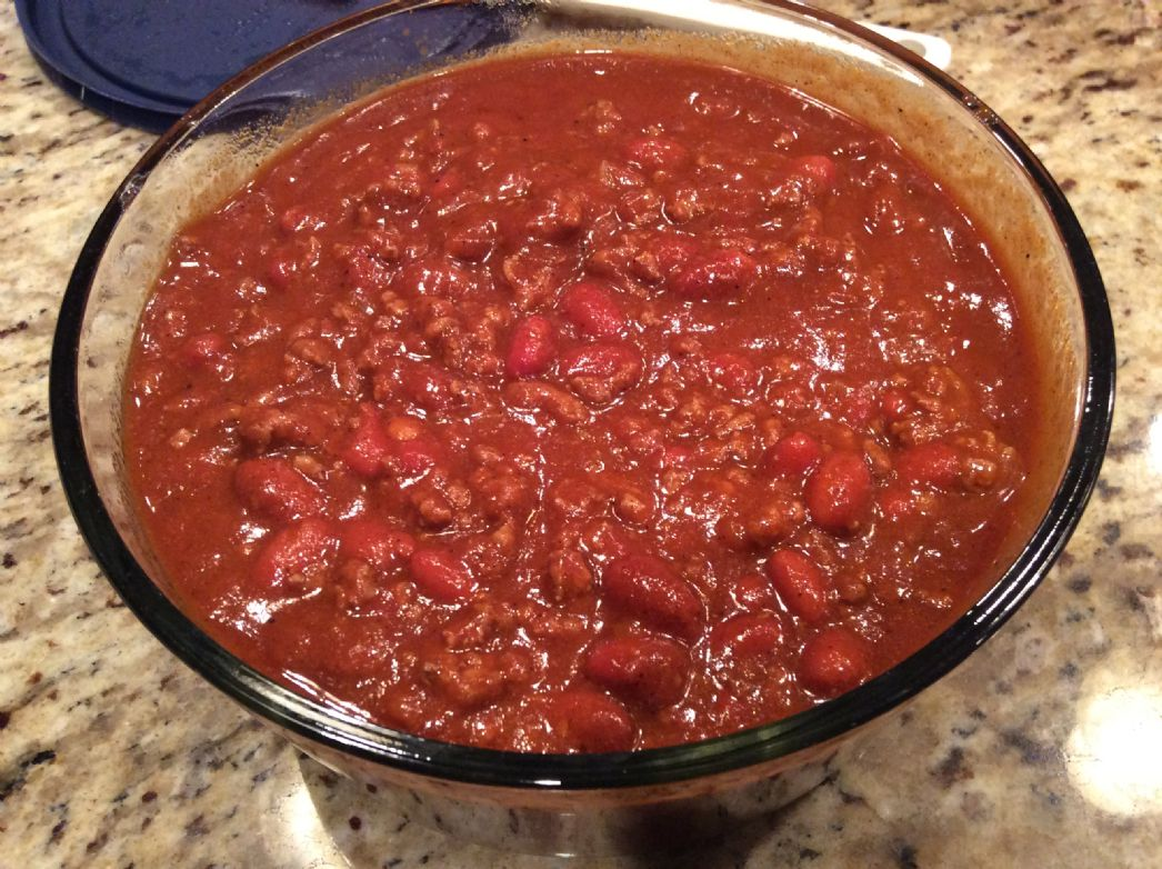 how to make chili hours