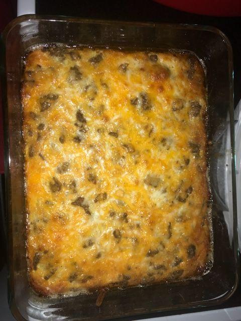 Keto Cheeseburger Casserole Recipes Sparkrecipes
