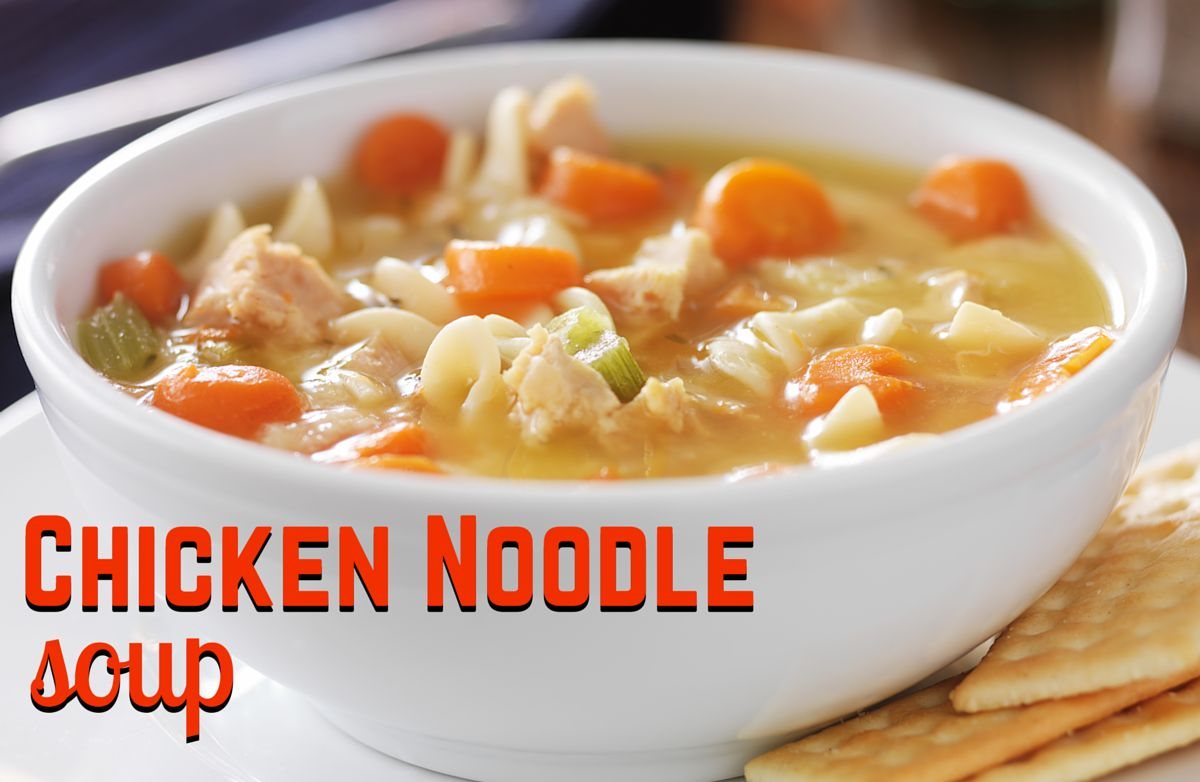 Kitchen Basics: Chicken Noodle Soup
