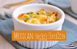 Mexican Egg Bake