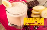 Mocha Banana Smoothies