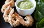 Not-Fried Shrimp with Japanese Cocktail Sauce
