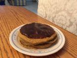 Pumpkin Protein Pancakes - Vegan