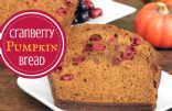 Samantha's Cranberry Pumpkin Bread