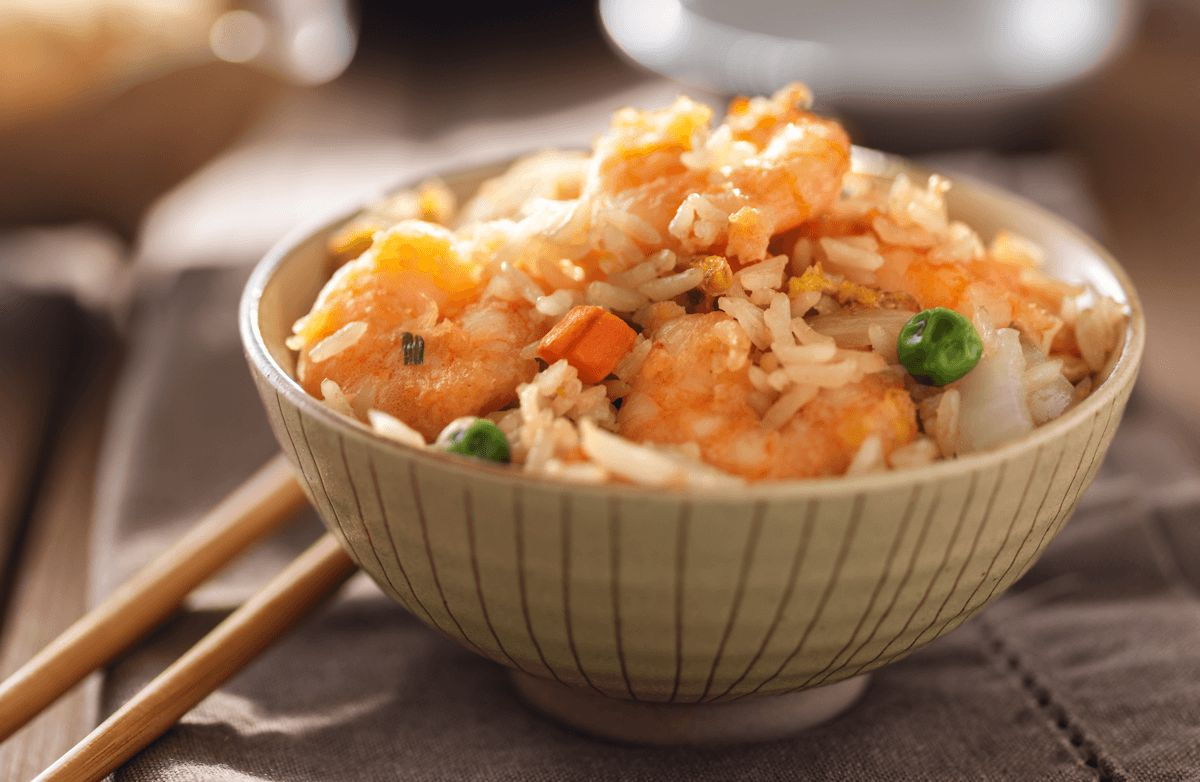 Low Calorie Rice Cake Recipes: 500 Calorie Dinner Shrimp Recipes