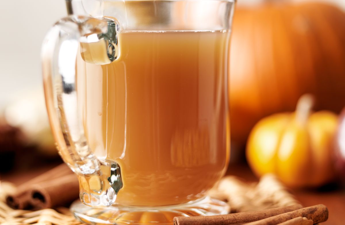 Simply Spiced Apple Cider