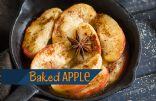 Sliced Baked Apple