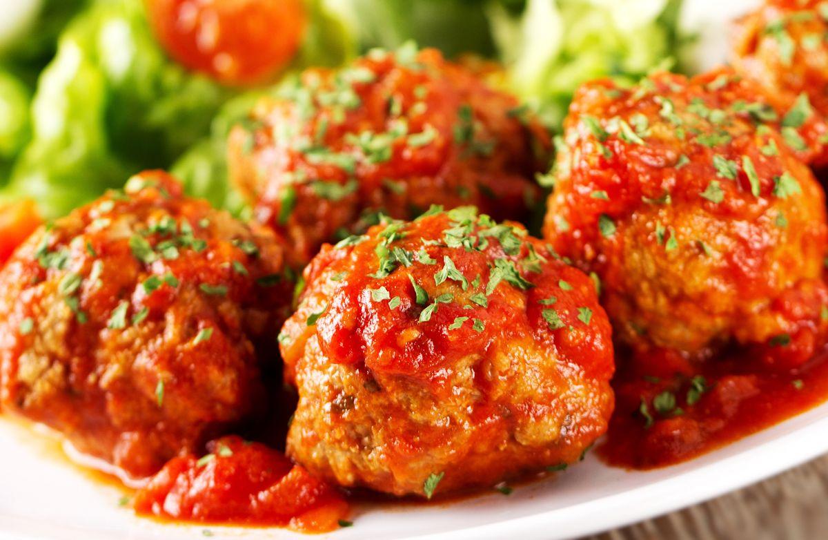 Slow Cooker Meatballs Recipe | SparkRecipes