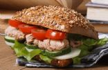 Tangy Tuna Salad Sandwich