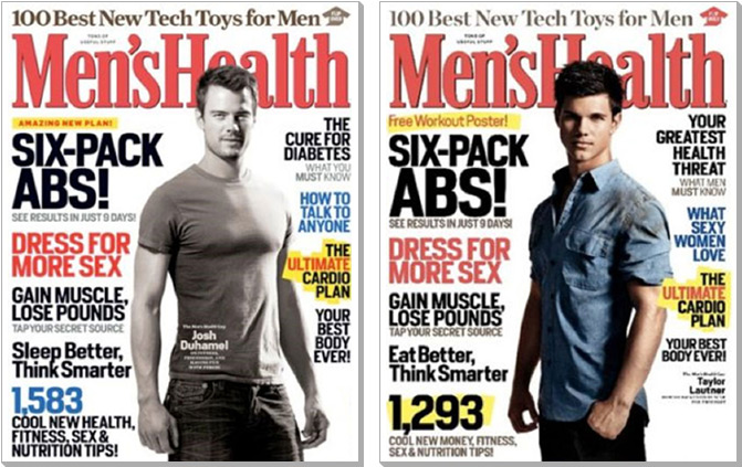 Men's Health headlines