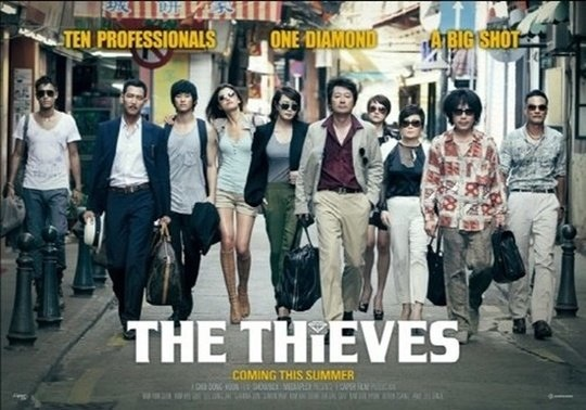 The Thieves Korean Movie