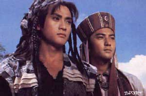 Condor Heroes Return (1994) Review by Yanie - TVB Series - spcnet tv