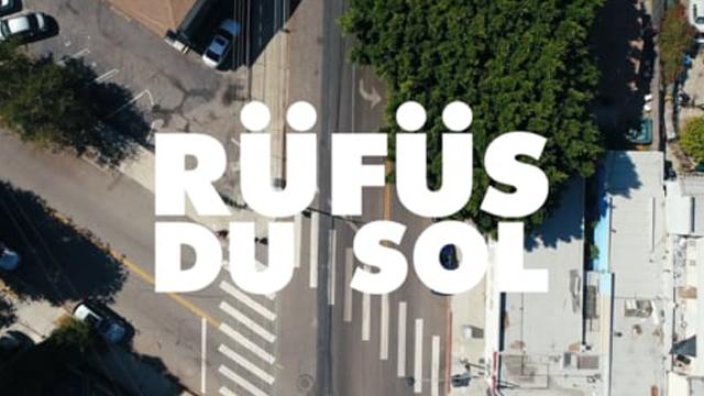 CRSSD Festival - Rüfüs du Sol