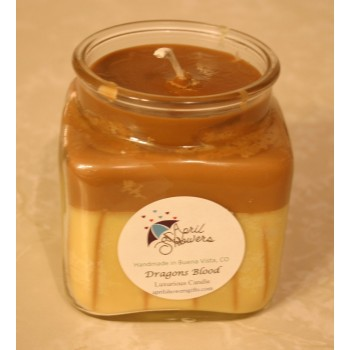 Extra Large Jar Candle: Dragons Blood