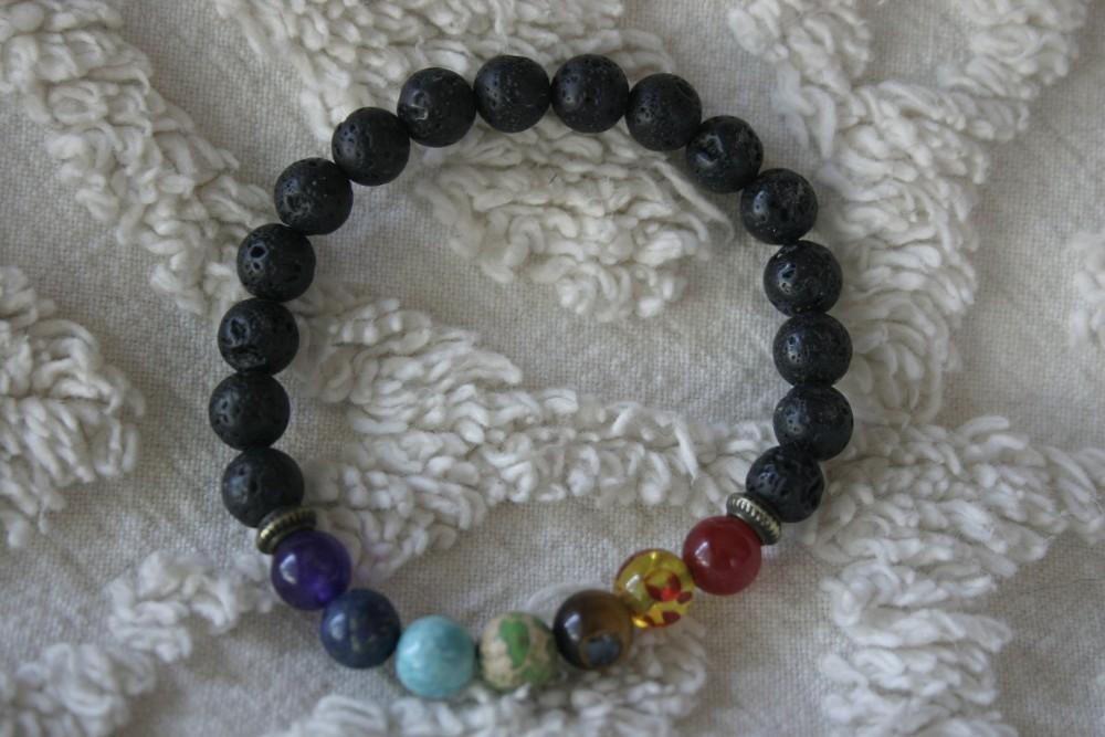 Essential Oil Bracelet/chakra Bracelet