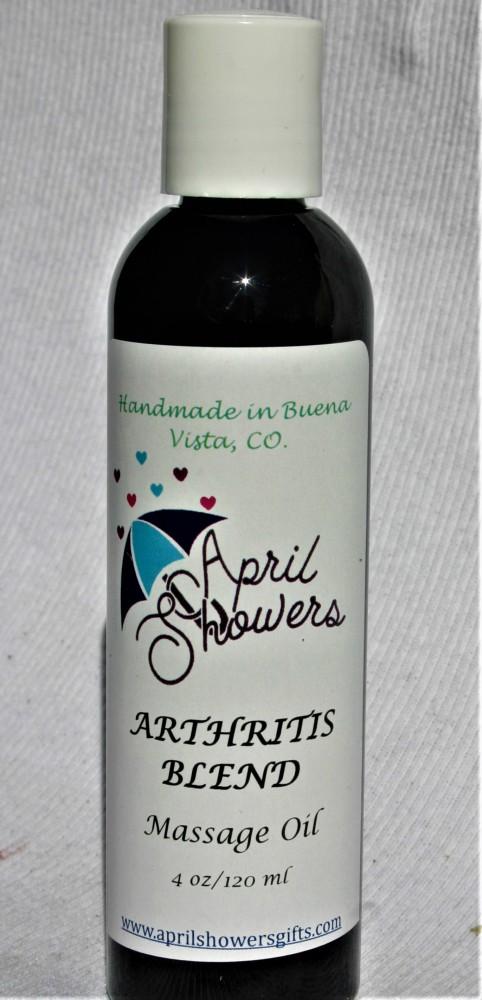 Arthritis Blend Oil