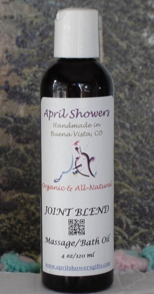 Joint Blend Massage/ Bath/ Body Oil