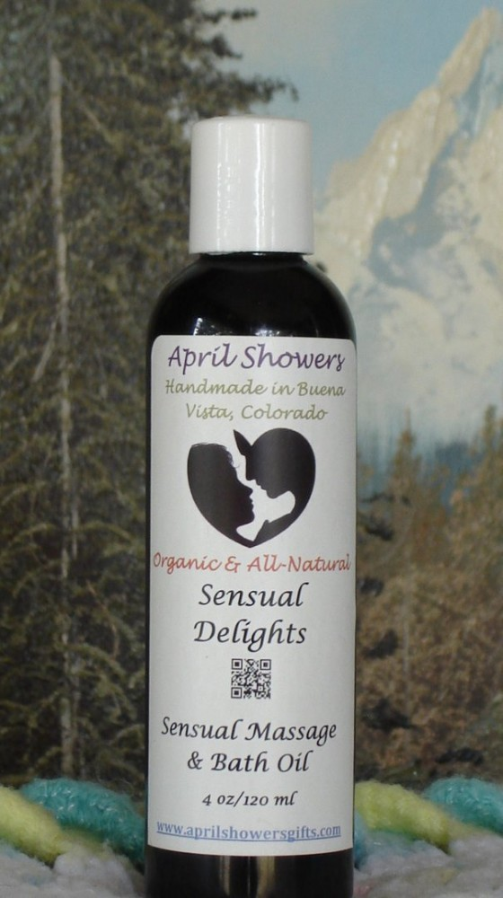 Sensual Delights Massage/ Bath/ Body Oil