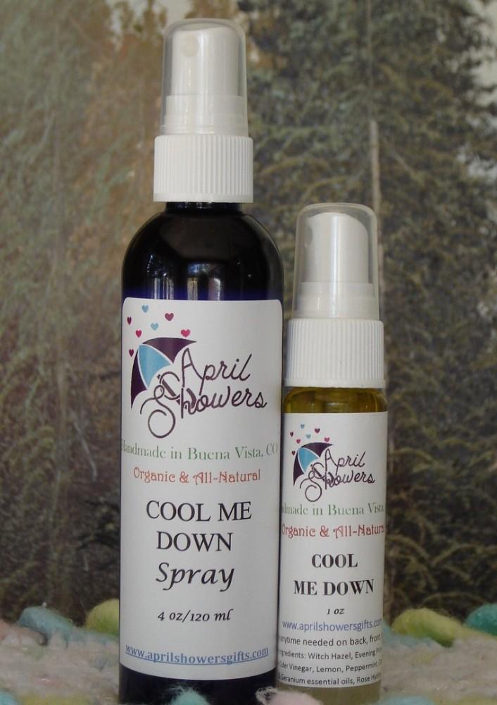 Cool Me Down Spray 4oz.