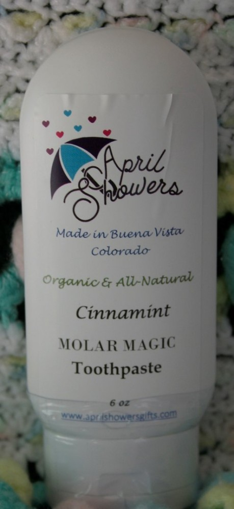 Molar Magic All Natural Toothpaste