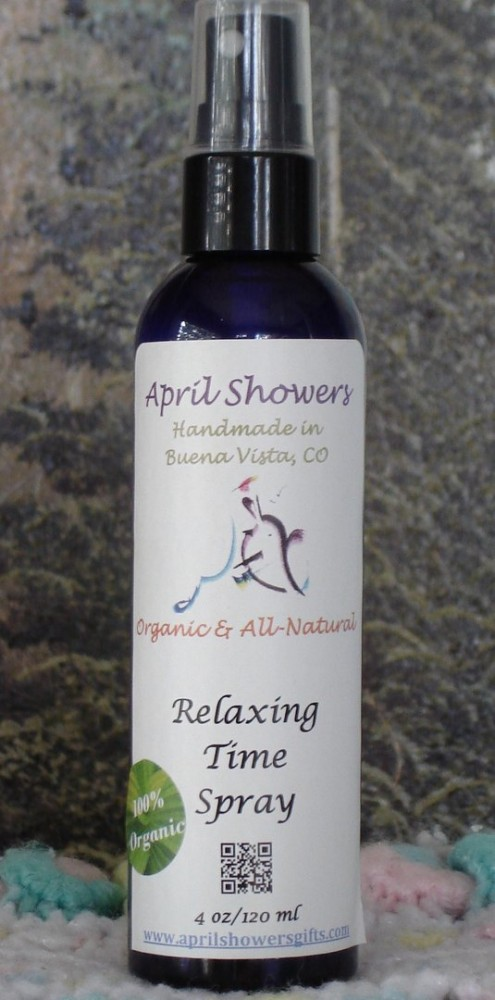 Relaxing Time Spray