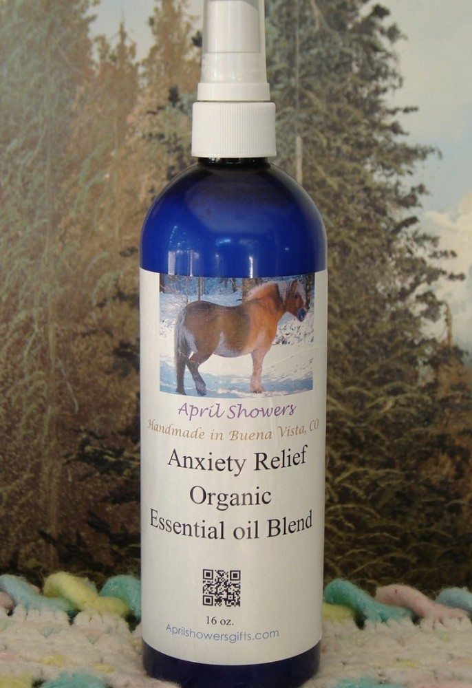 Anxiety Relief (Horse Spray)