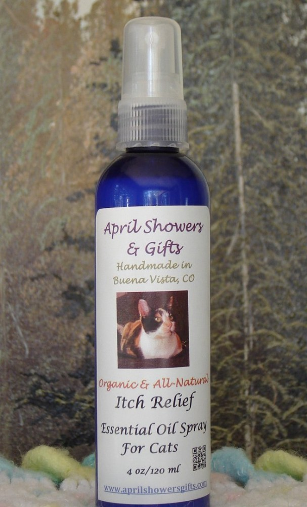 Itch Relief For Cats