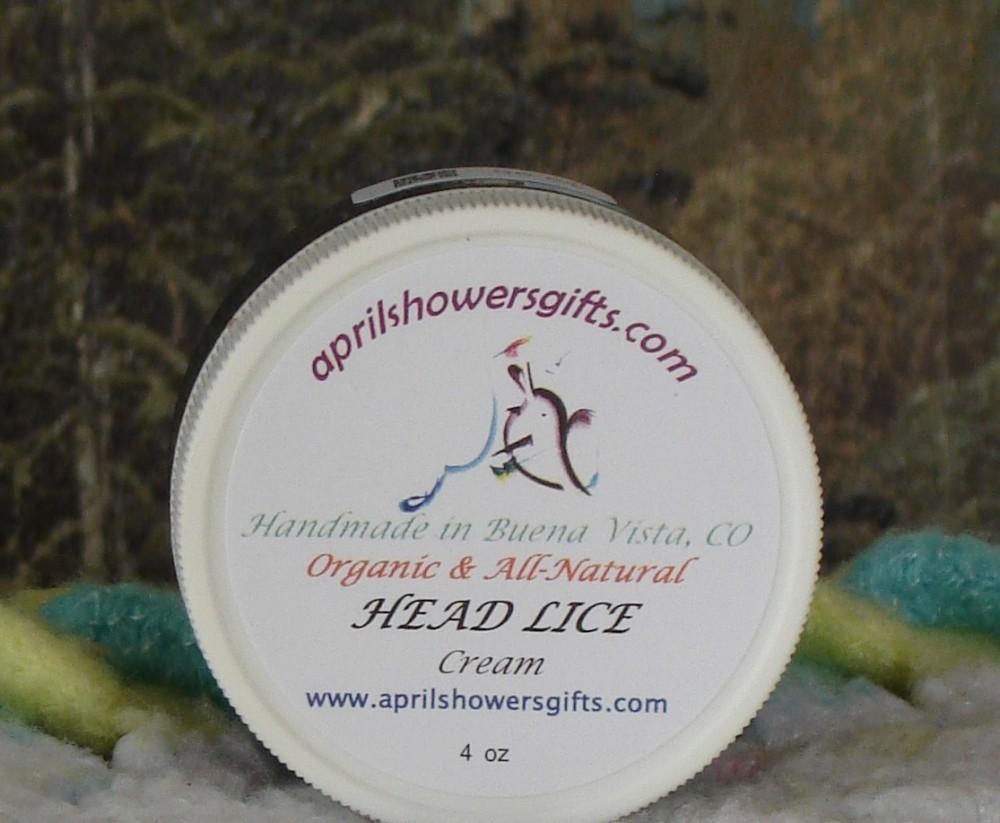 Head Lice Cream