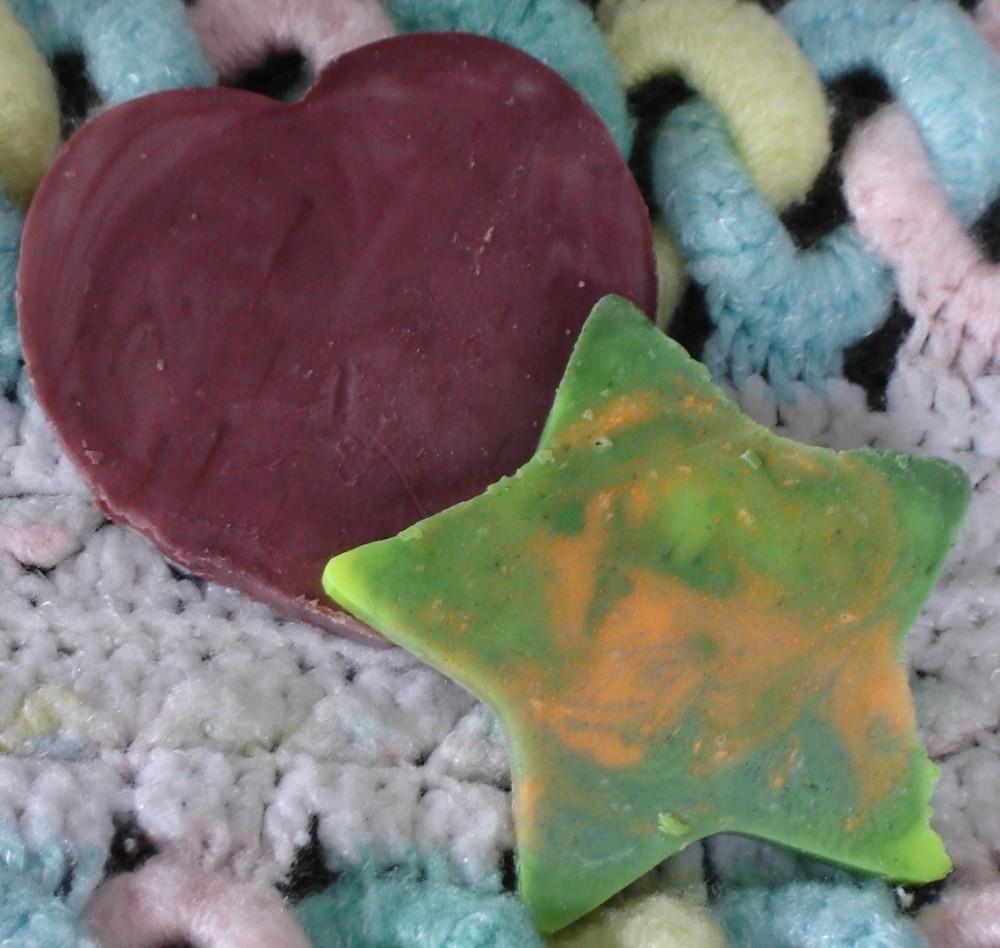 Bath Buddies Kid Soap: Fruity Scent