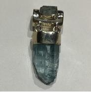 AJTA Cardwell Aquamarine Pendant