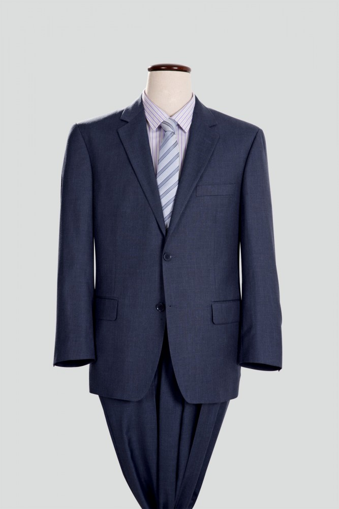 Bel Air Fashions Modern Fit Suit