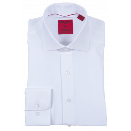 4 -  Way White Stretch Shirt
