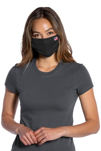 USPAMASK - Port Authority® All-American Cotton Knit Face Mask - 5 Pack