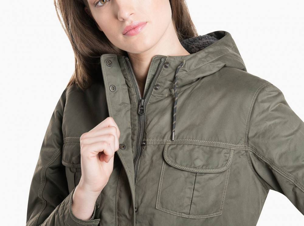 W's Fleece Lined Luna™ Jacket