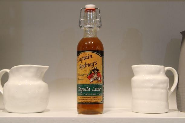 Captain Rodney's Tequlia Lime