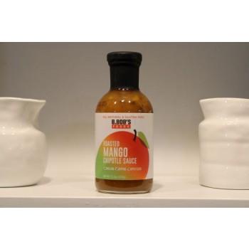 Roasted Mango Chipotle Sauce